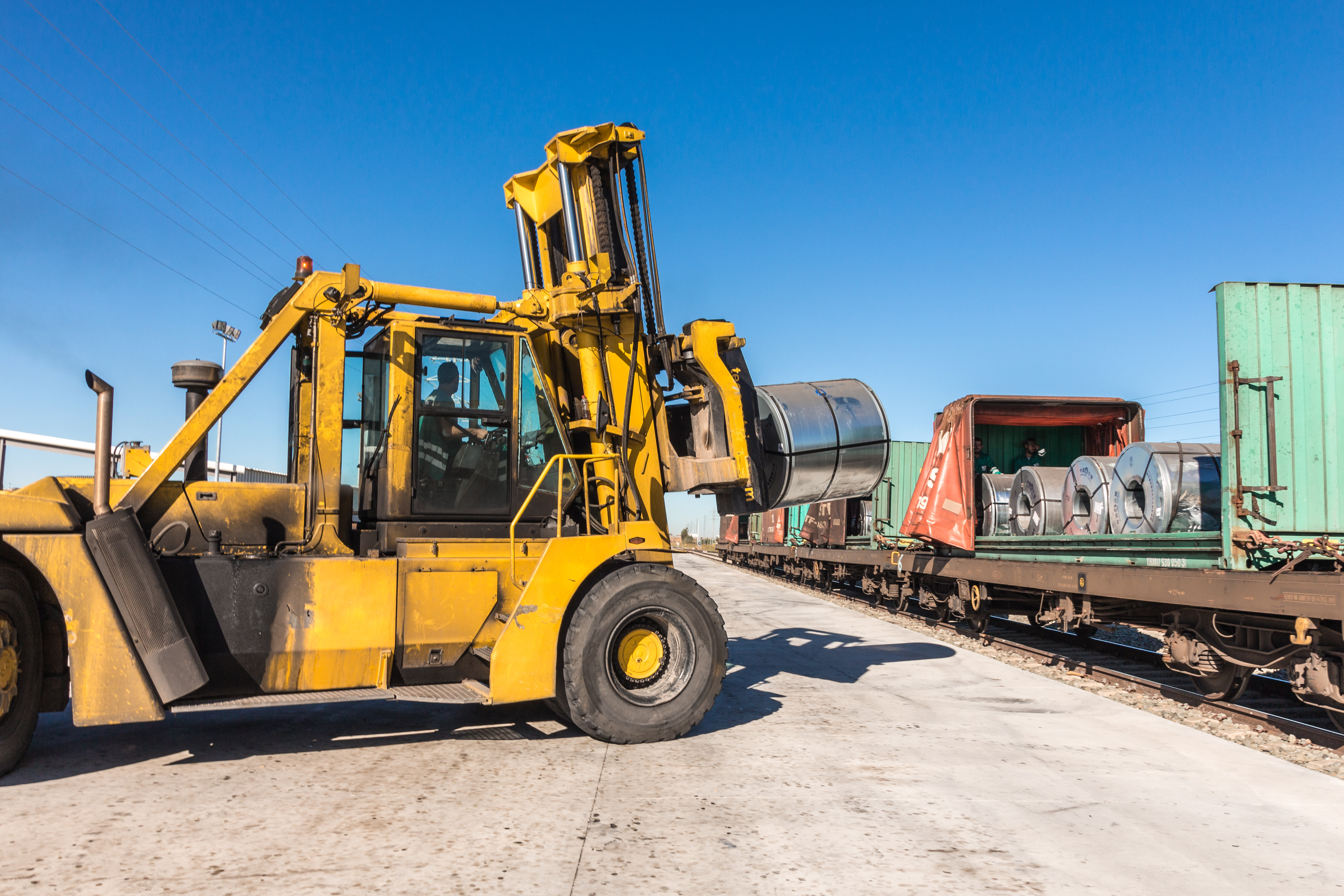 THE ARANDA RAIL BRANCH IS CONSOLIDATED AS A KEY PIECE FOR THE LOCAL INDUSTRY