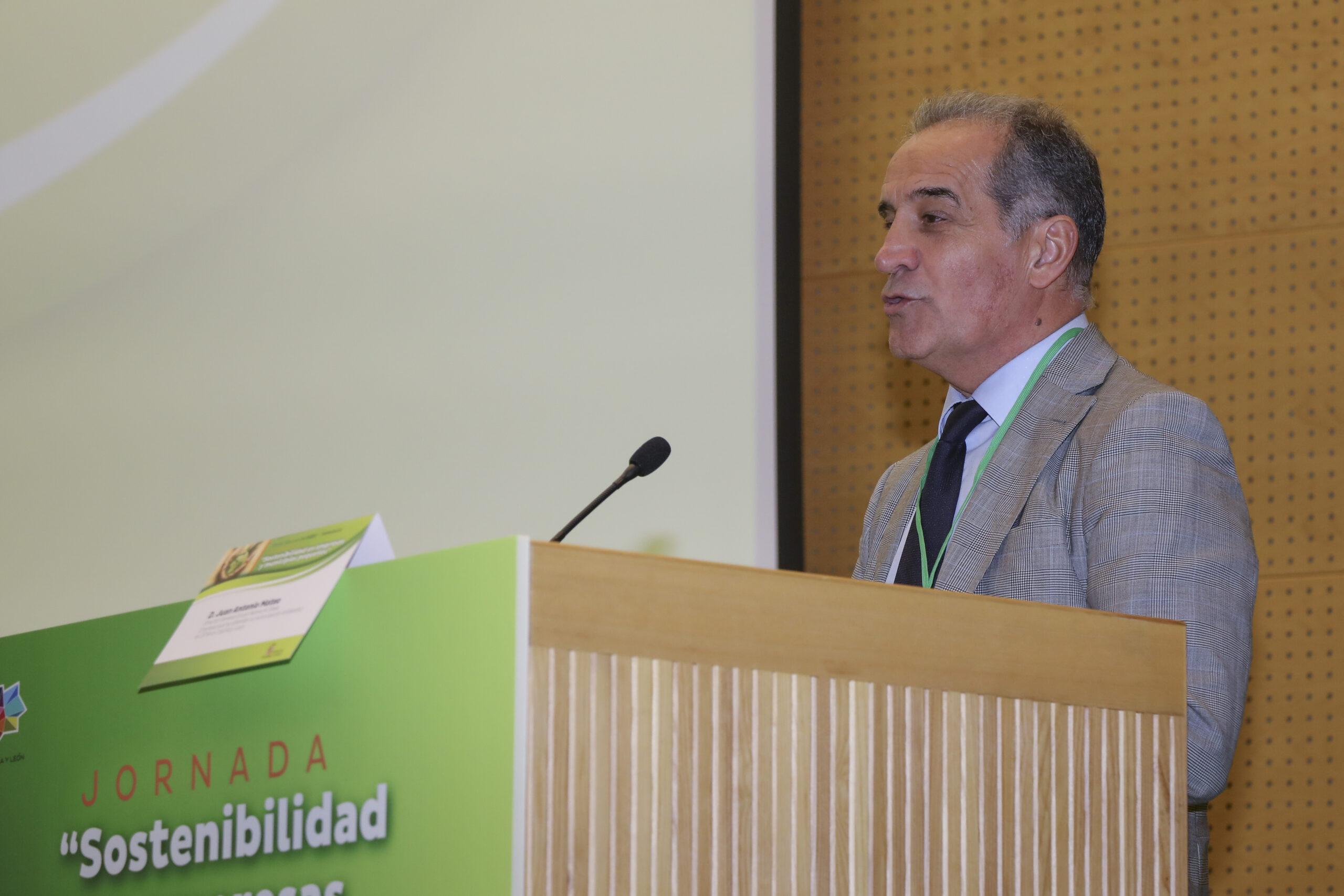 La junta de Castilla y Leon reconoce el compromiso medioambiental de NSR