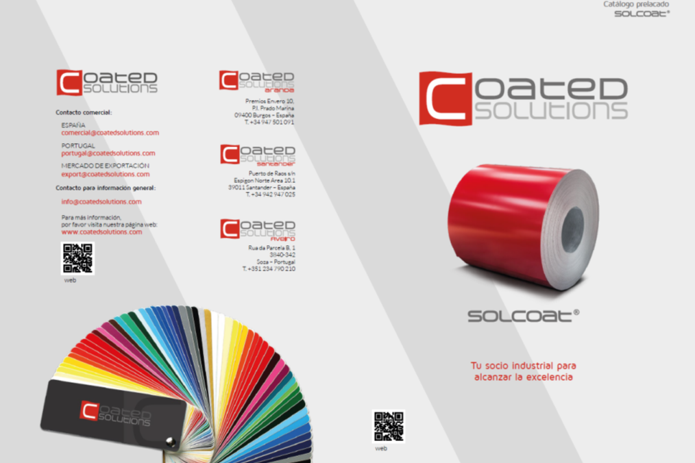 COATED SOLUTIONS DEBUTS NEW CATALOGUE